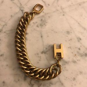 India hicks heritage bracelet brushed gold